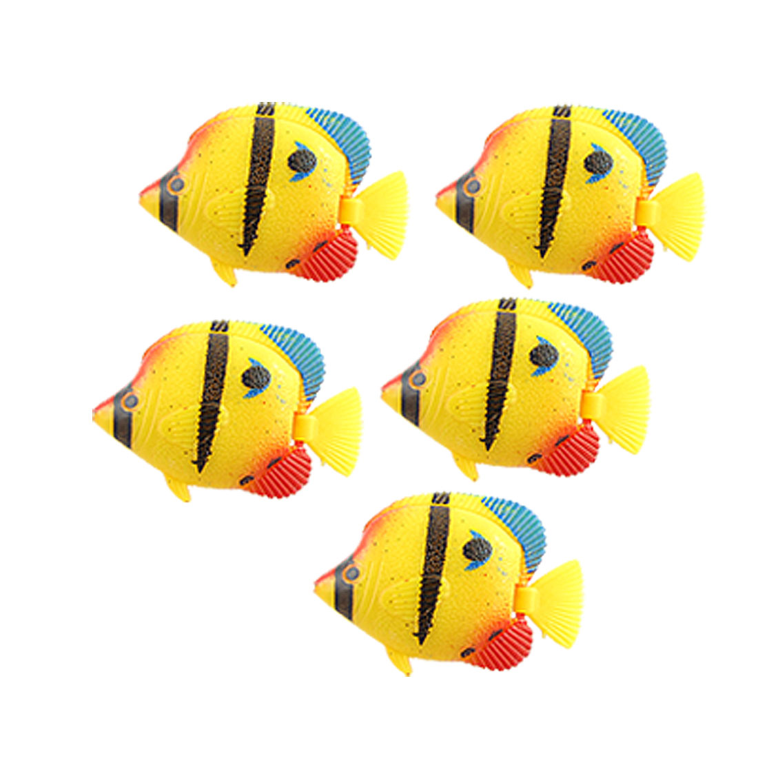 Hard Plastic Floating Fish Decoration for Aquarium