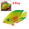 Plastic Aquarium Mini Fish Water Tank Decor Ornament