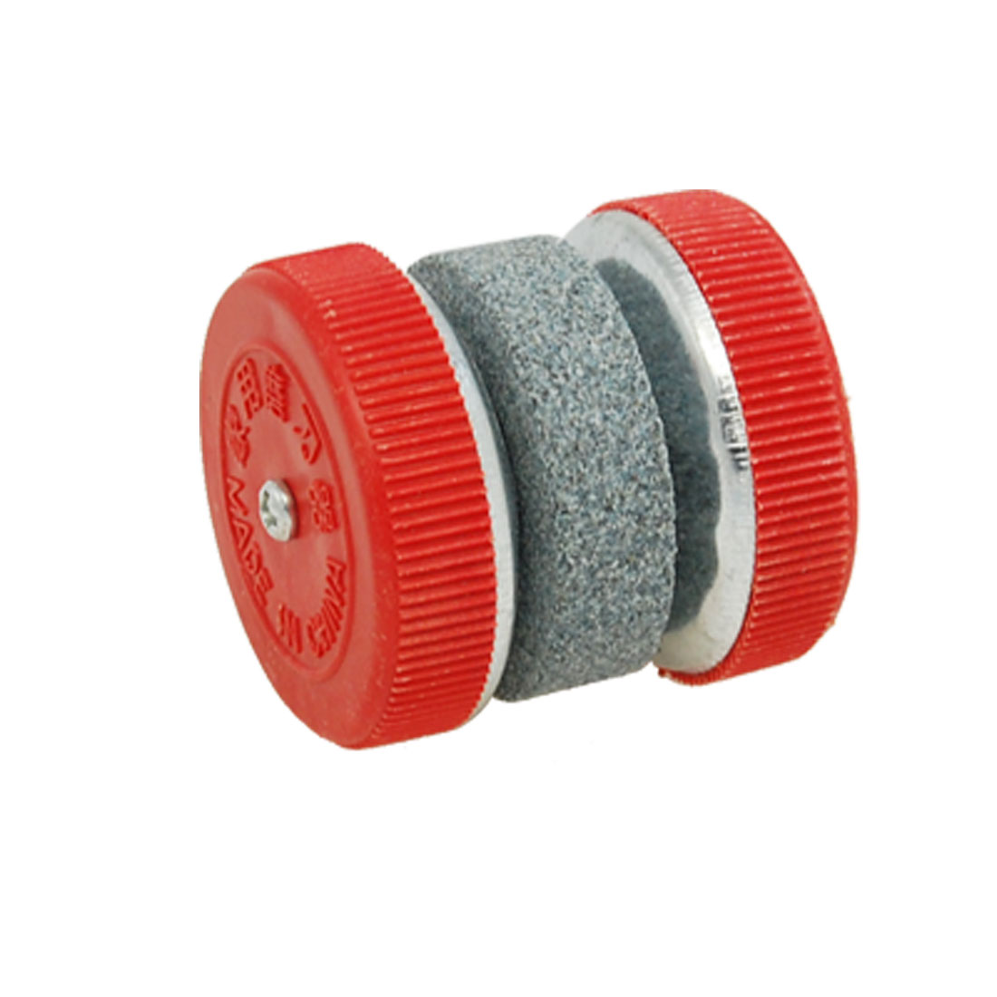 Professional Red Grinding Wheels cutter Sharpener Abrader
