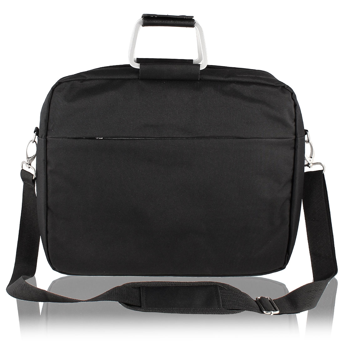 """15"""" Black Shoulder Handbag Notebook Laptop Carry Case"""