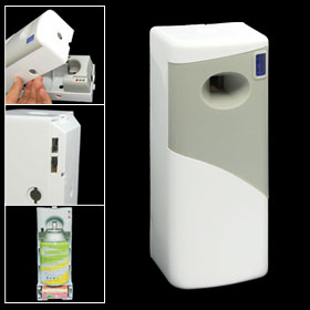 Battery Power Automatic Aerosol Air Fragrance Freshener Dispenser