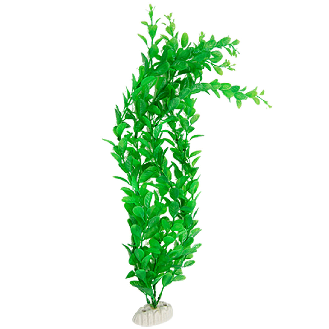 Plastic Long Plant Green Grass for Aquarium