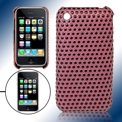 Dots Style Hard Plastic Case Protector for Apple iPhone 3G