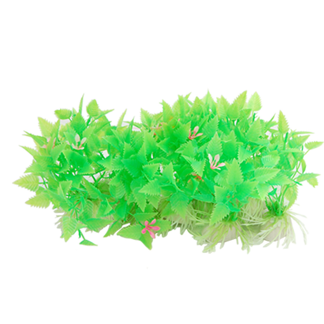 Decorative Mini Plastic Plants for Fish Tank Aquarium