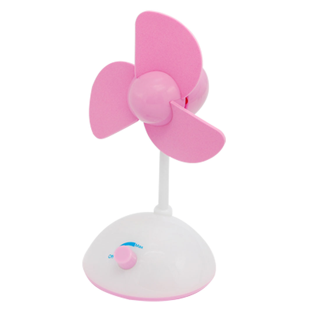 Portable Pink USB 2.0 Fan Powered by PC Laptop