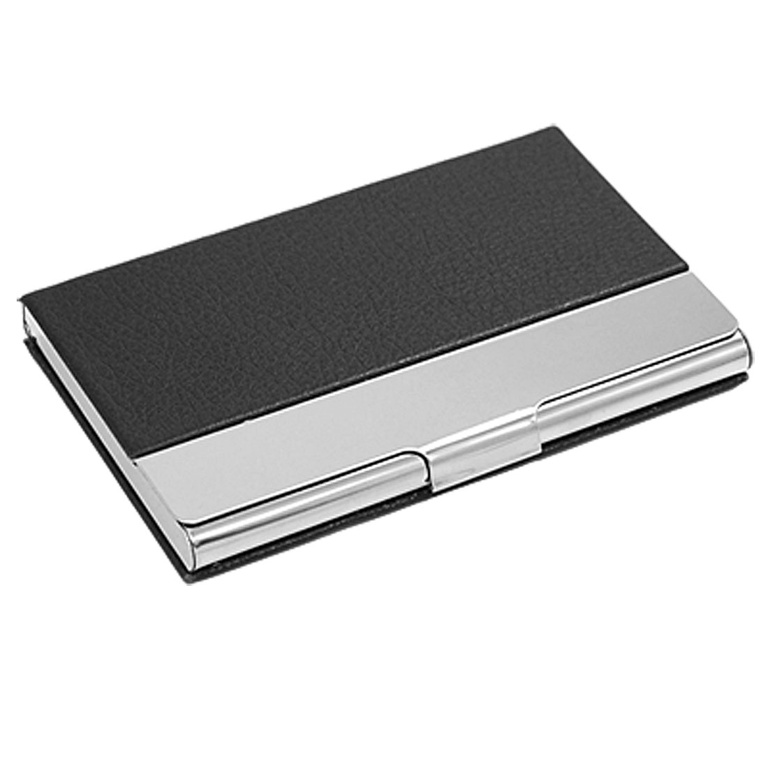 Business Credit ID Card Holder Metal Frame Case Organizer
