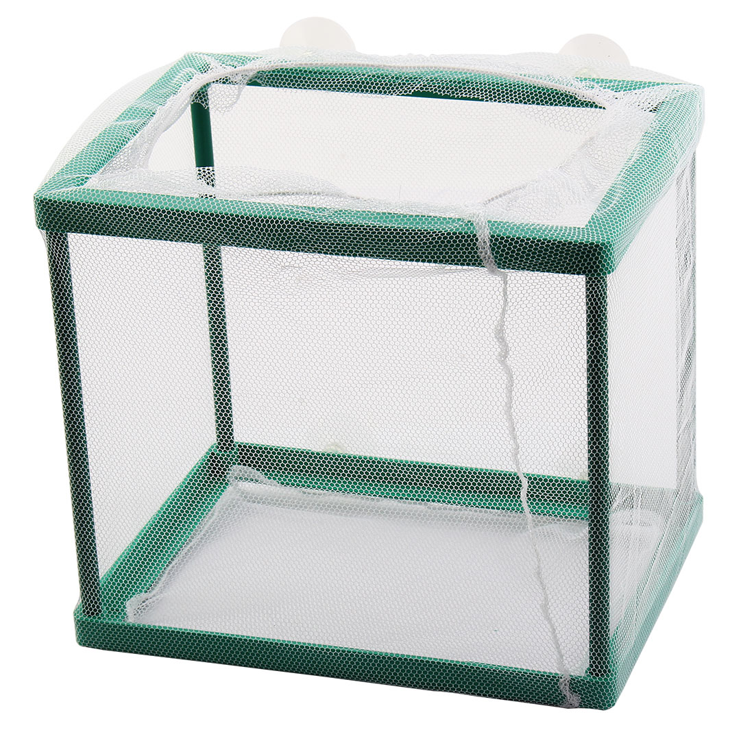 Aquarium Fish Tank Fry Net Breeder Breeding Hatchery
