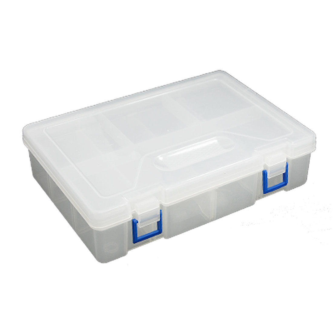 Plastic Separable Compartments Electronic Components Box