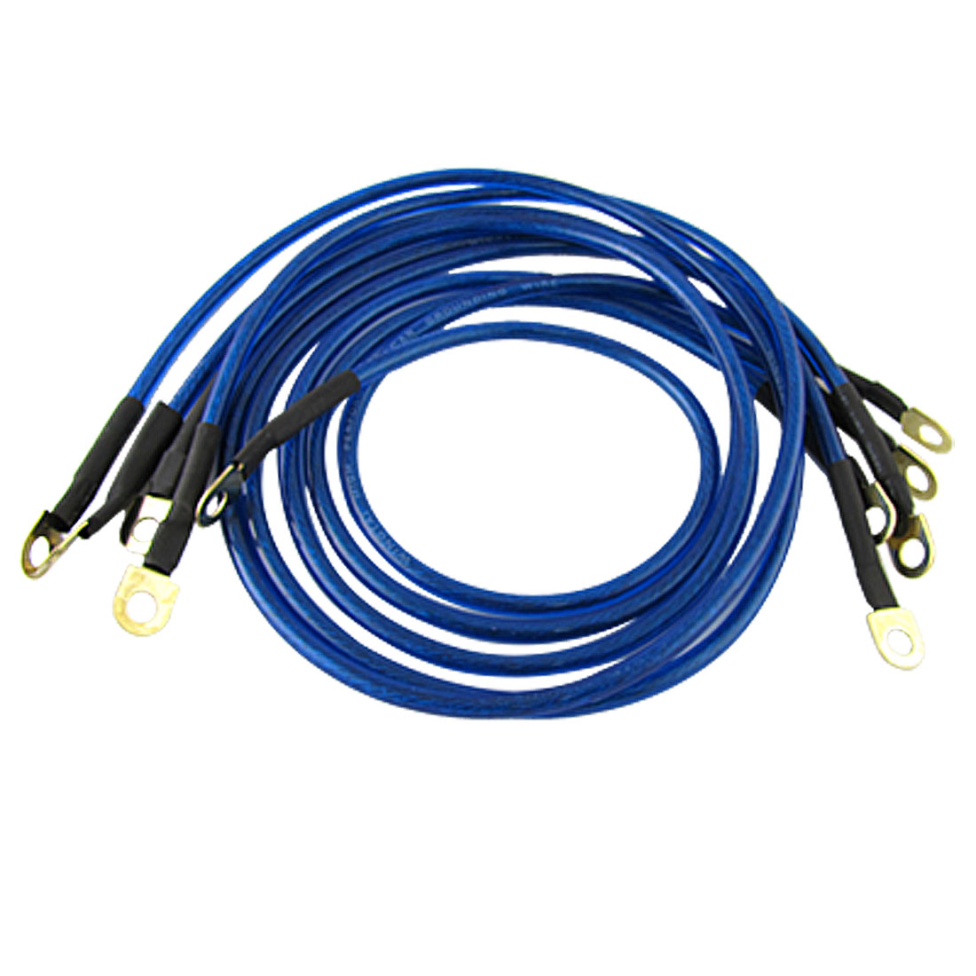 Universal Ground Wire Cable System Kit Blue