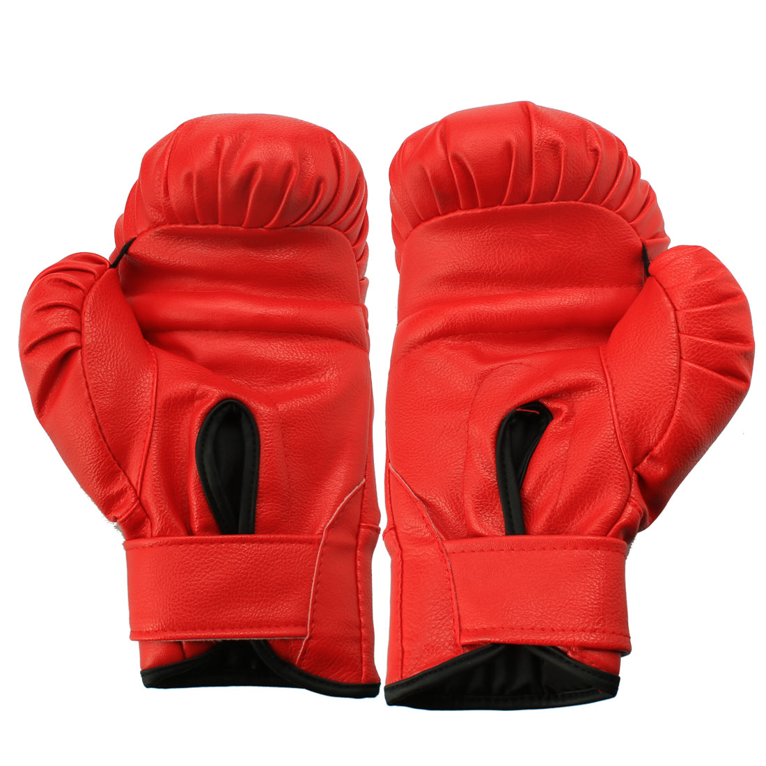 Red Professional Design Leather Boxing Glove for Training