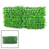 Vividly Green Plastic Lawn Style Fish Tank Aquarium Decor