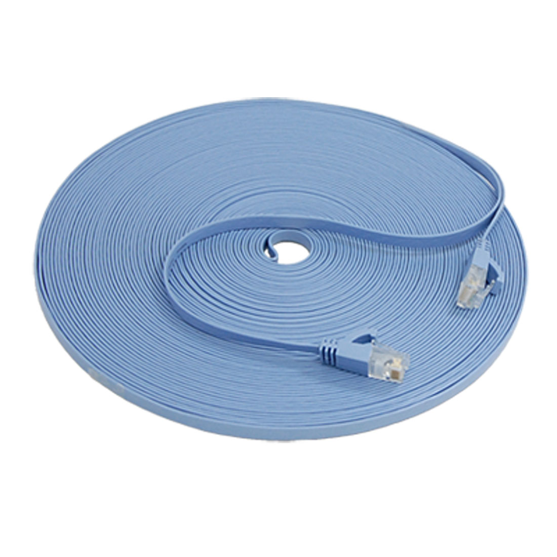 65.6 ft Feet 20M RJ45 CAT6 CAT 6 LAN Network Cable Blue for Ethernet Router Switch