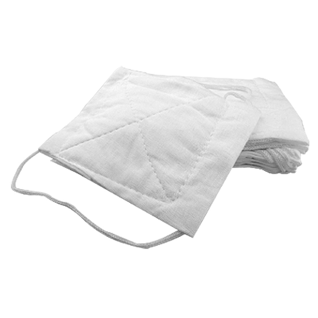 Soft Comfy White Respirator Face Mask
