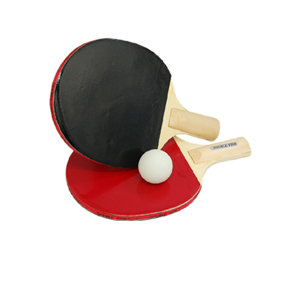 Recreational Penhold Ping Pong Paddles Table Tennis Rackets Balls Set