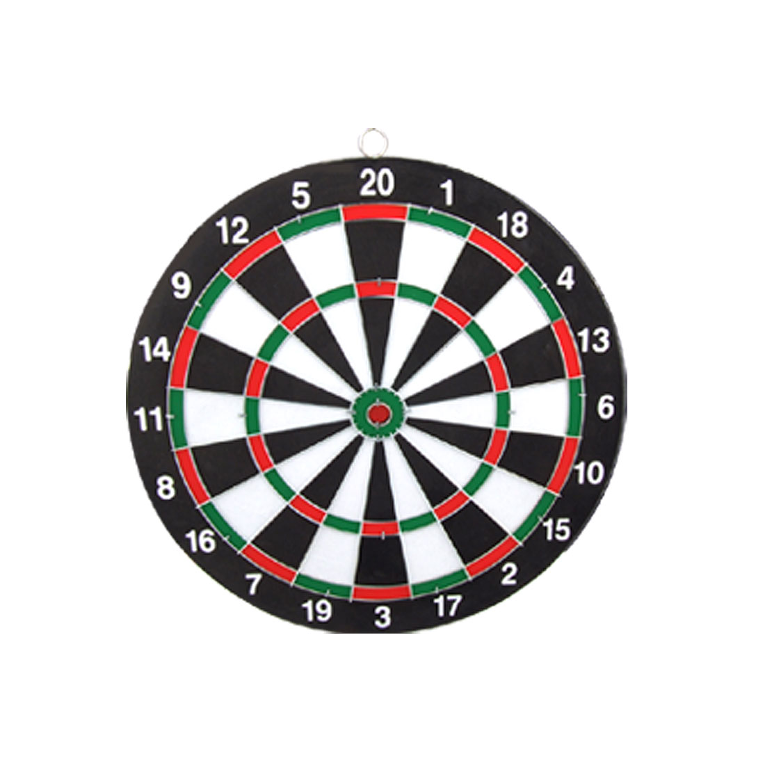 11.7 Inch Dart Board Dartboard Game Toy with 4 Darts