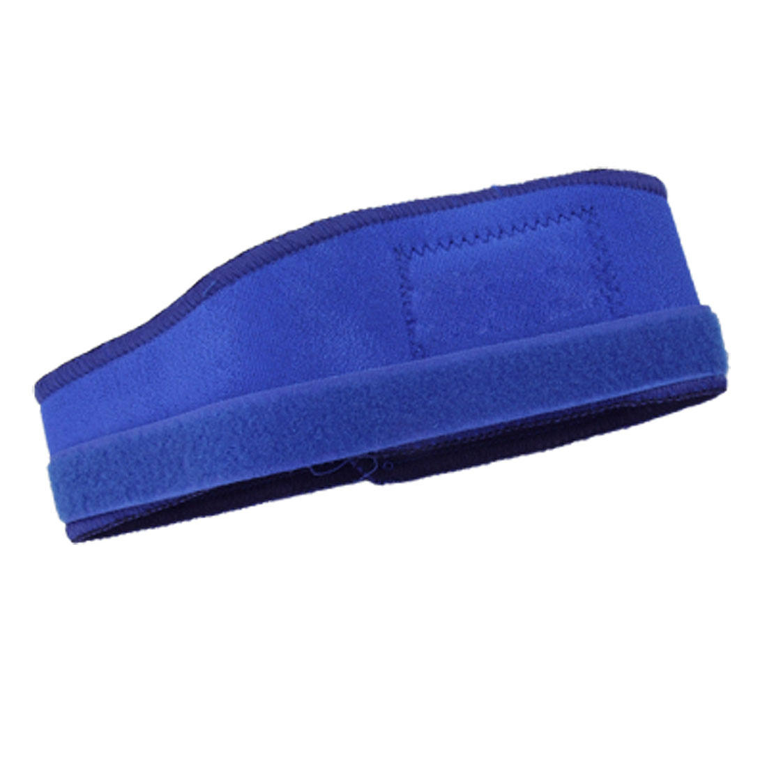 Blue Adjustable Neoprene Sports Knee Support Protector Pad