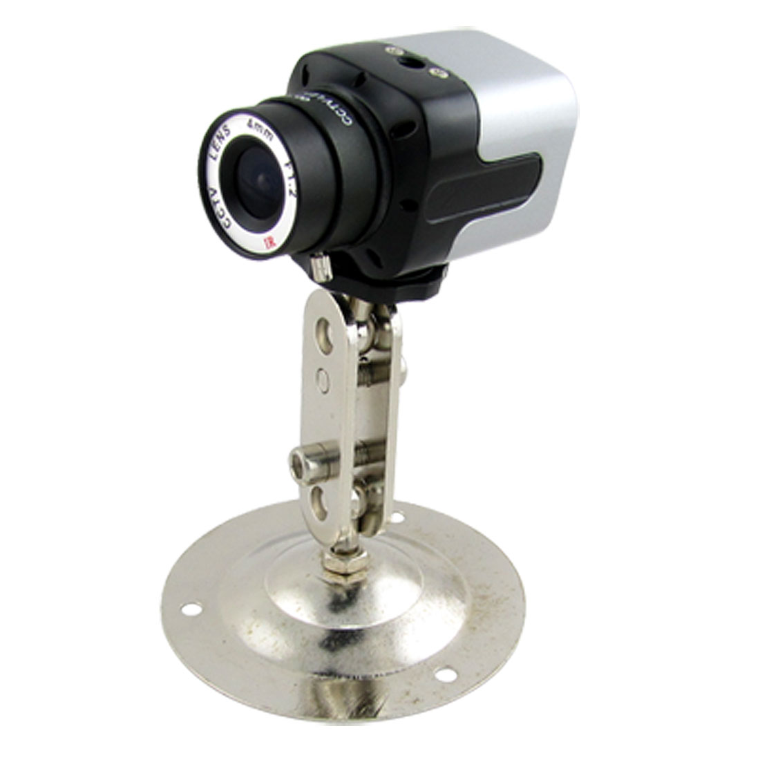 "CCTV Lens 4MM 1/3"" PAL CCD Video Security IR Camera"