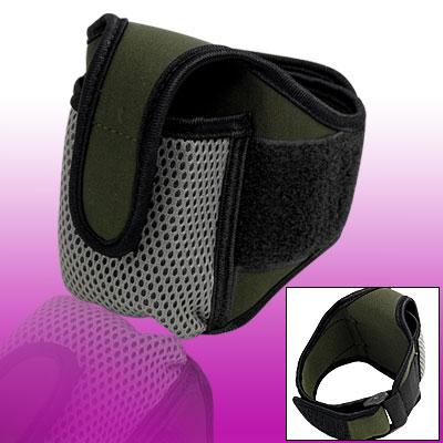 Portable Cellphone Mobile MP3 MP4 Case Pouch Arm Bag
