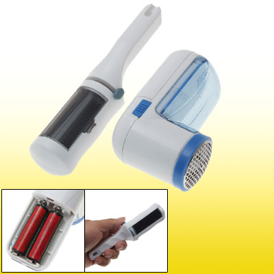 Battery Powered Clothes Sweater Lint Fuzz Handy Remover Shaver