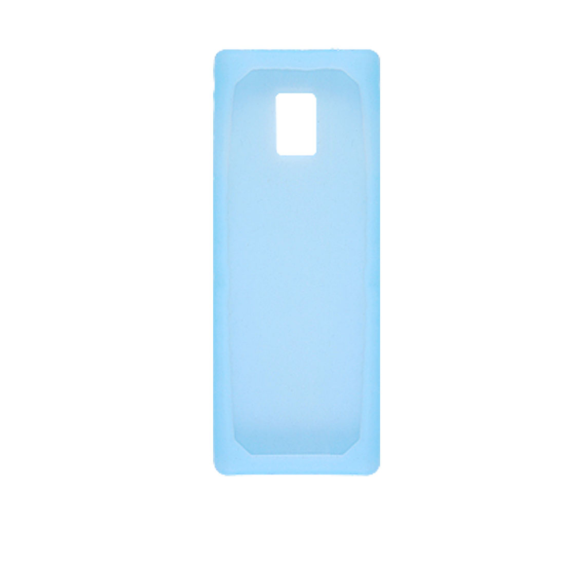 Compact Soft Silicone Cover for LG BL40e - Light Blue