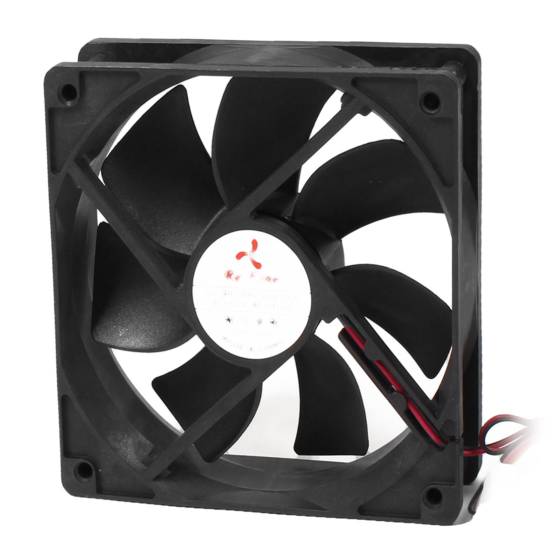 Computer PC Case 4 Pin Cool Cooler Cooling Fan 120mm x 120mm