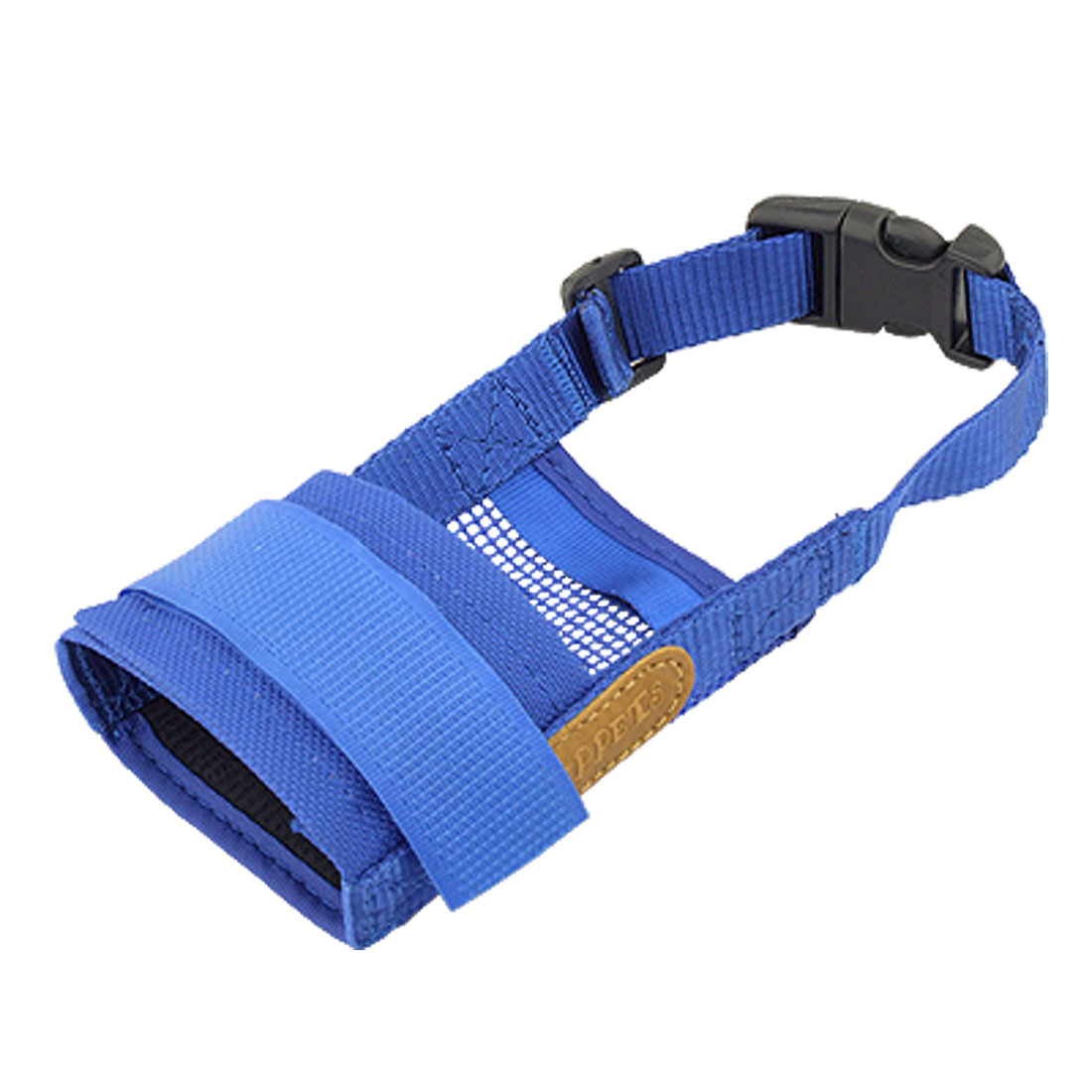 Blue Dog Anti Bark Chew Mask Muzzle - Size XL