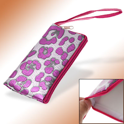 Unique Pattern Faux Leather Pouch Case for iPhone 3G