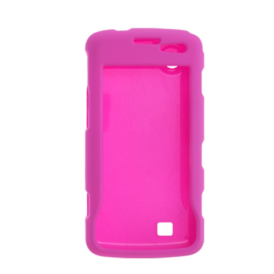 Chic Protector Plastic Rubberized Case for LG VX8575