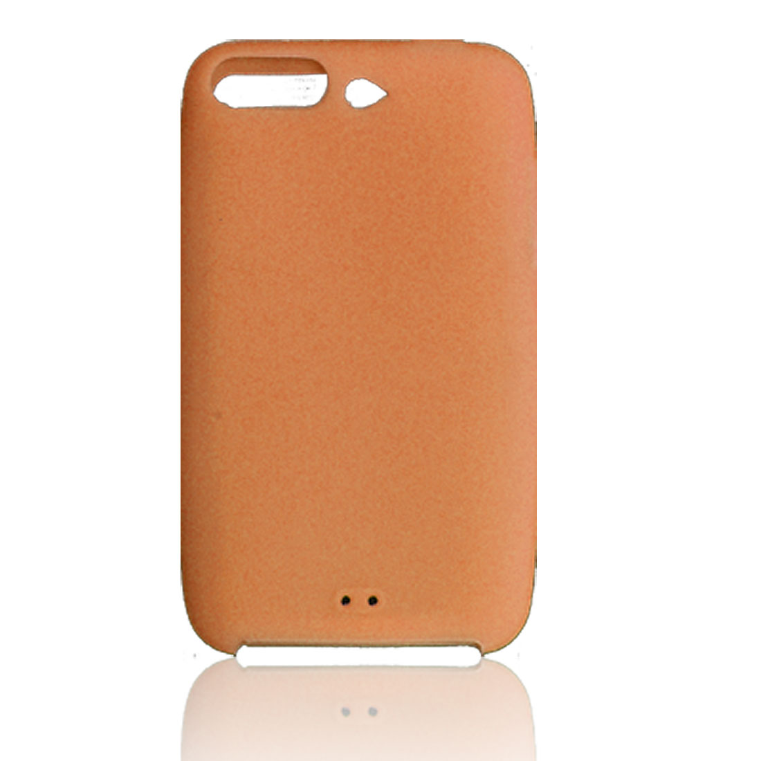 Silicone Skin Case Orange for iPod Touch 3rd Gen 3G