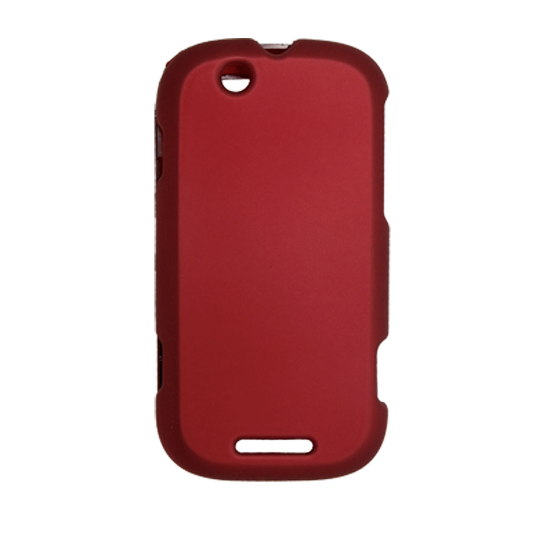 Hard Plastic Case Cover Crimson for Motorola Cliq MB200