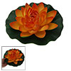 Floating Beautiful Aquarium Lotus Decoration Ornament