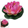 Aquarium Decoration Flower Lotus Plant Fish Ornament