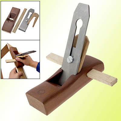 Carpenter Wood Smoother Handle Wooden Plane Tool