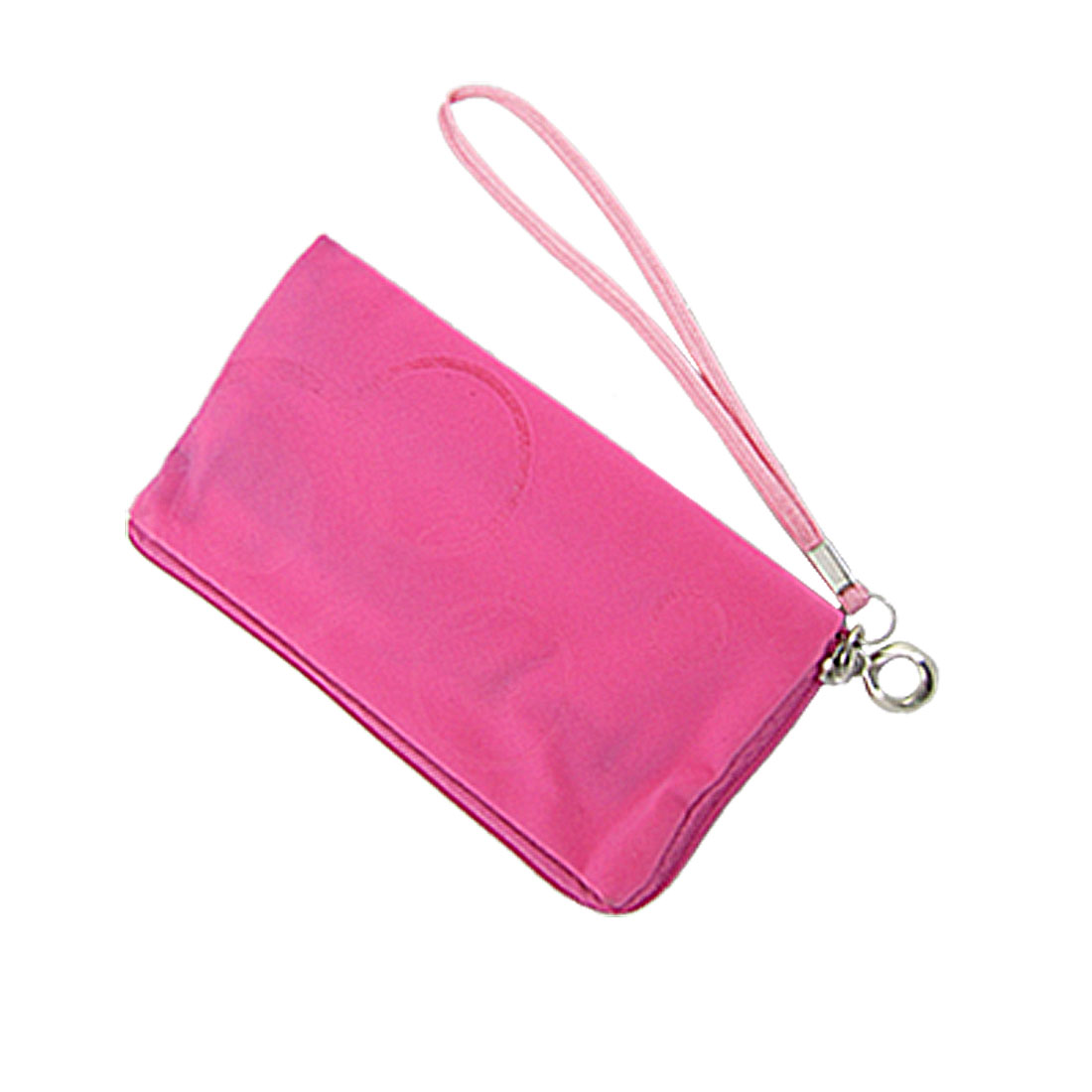 Cell Phone Zipper Purse Bag Soft Storage Pouch Container