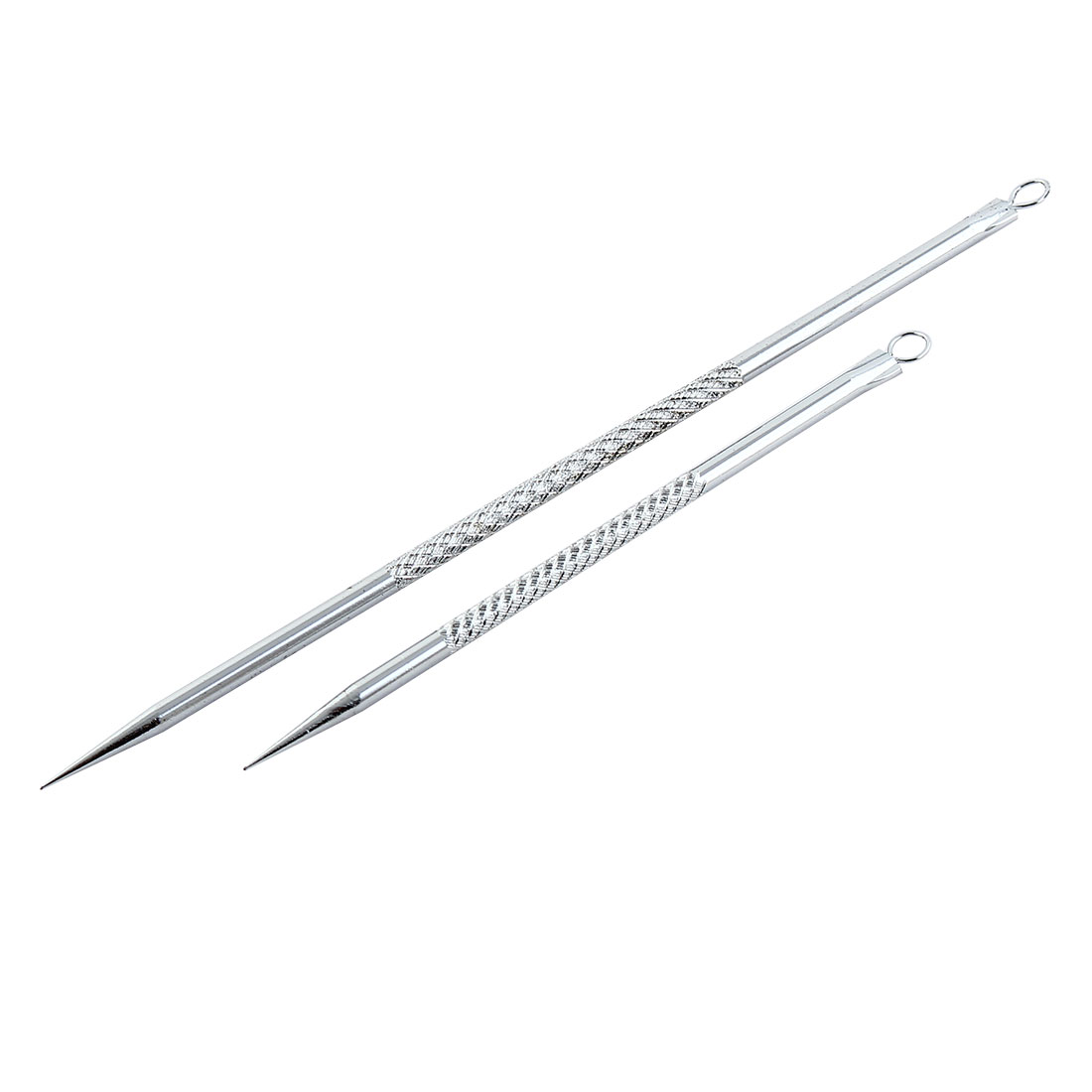 Blackhead Remover Acne Pimple Extractor Needle 2 Pcs