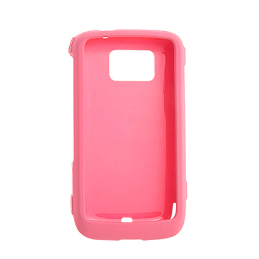Pink Hard Plastic Case Protector for HTC Touch2 T3333