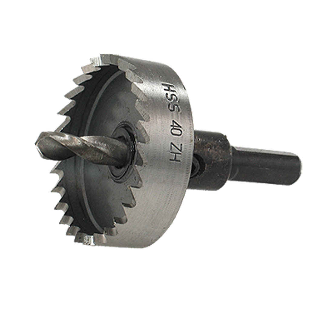 40mm Metal HSS Hole Saw Cutter Drill Bit Hex Wrench
