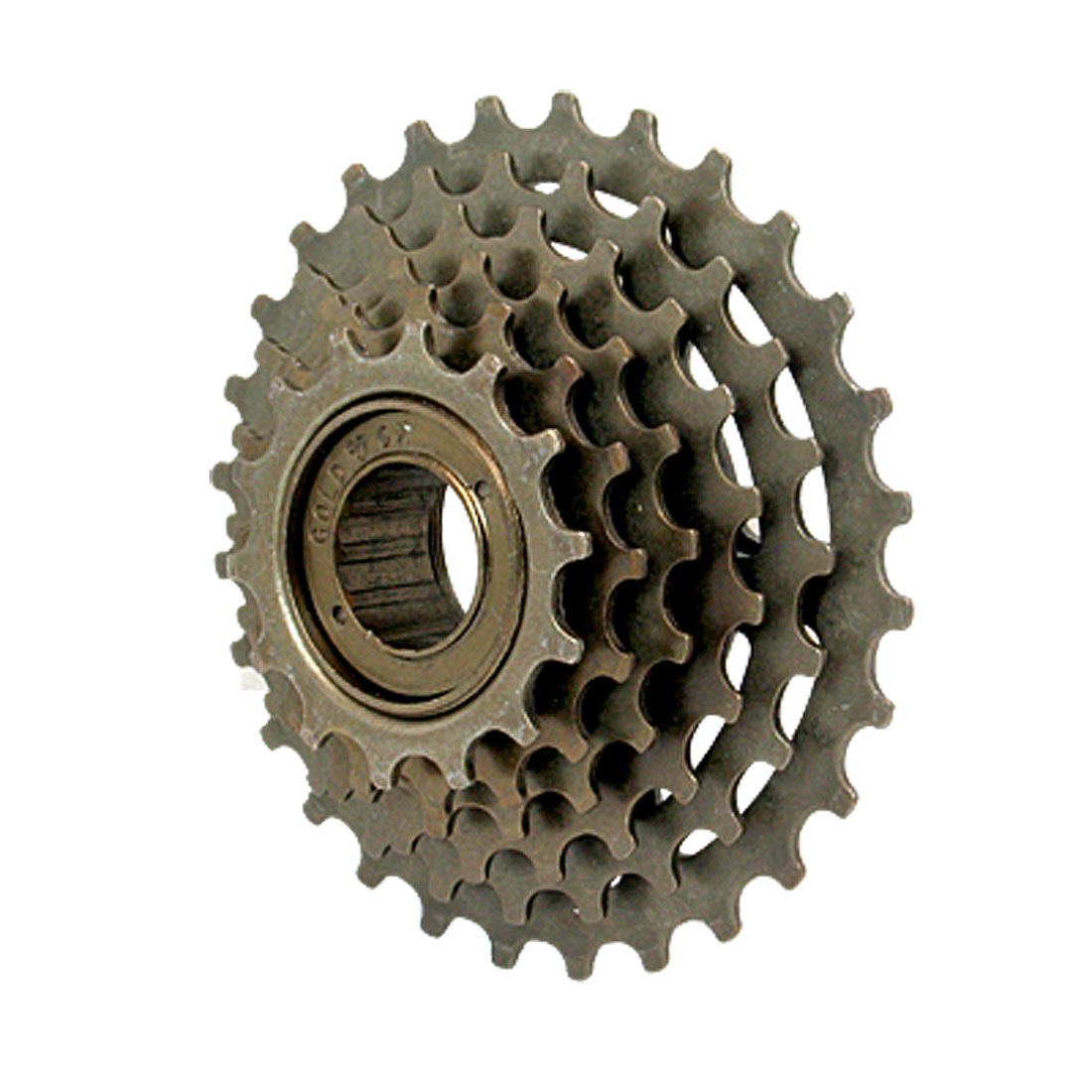 Scooter Bicycle 6 Speed Threaded Wheel Sprocket Freewheel