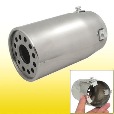 Universal Car Auto Vehicle Stainless Steel Muffler Silencer