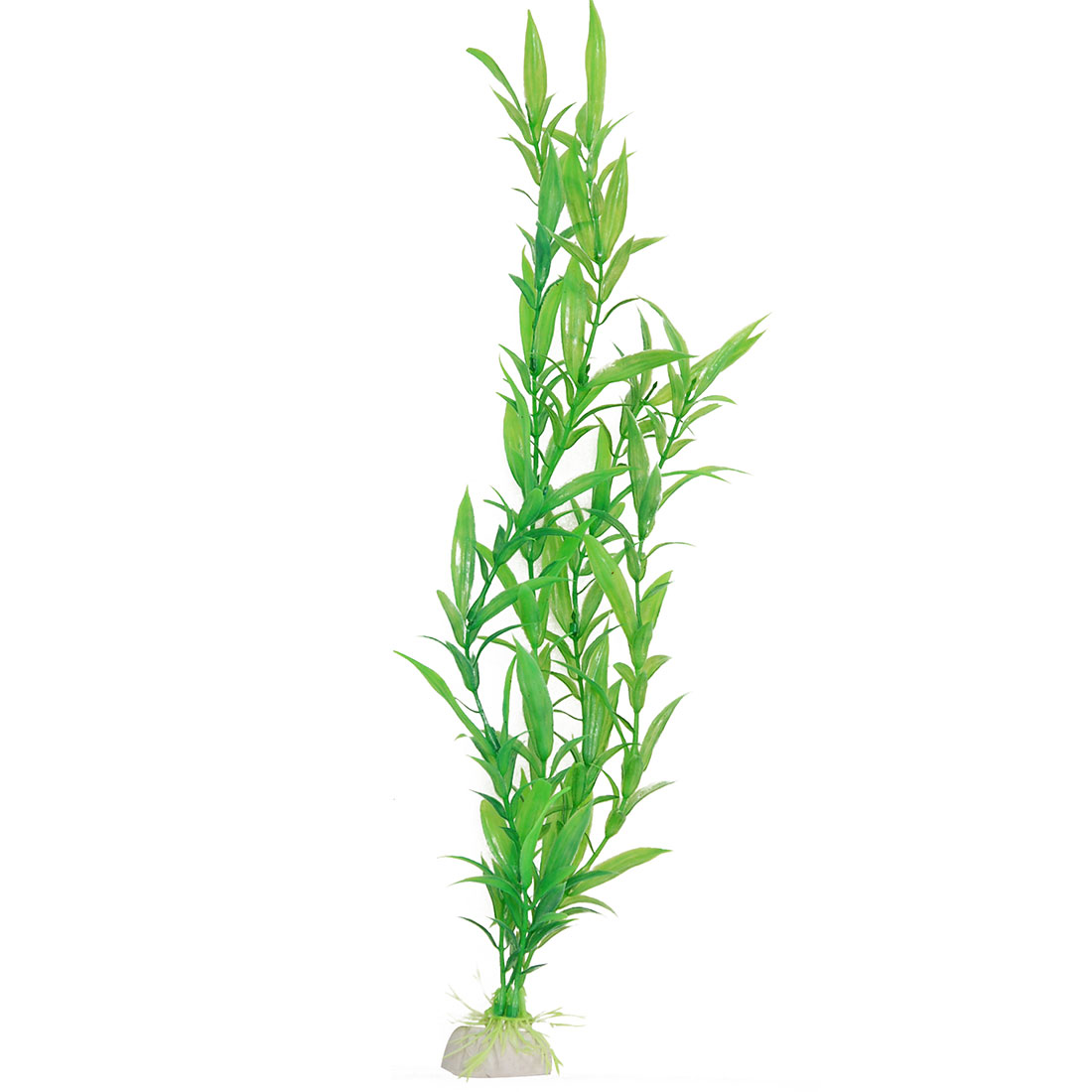 Aquarium Green Plant Plastic Fish Tank Grass Ornament Decor