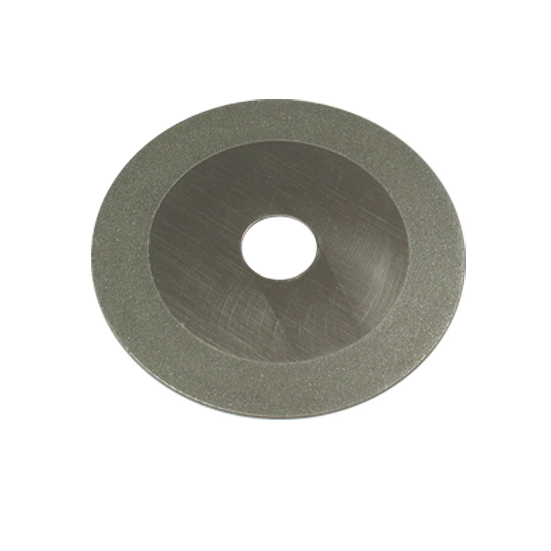 "Flat Round 3.9"" Wheel Glass Diamond Grinding Disc"
