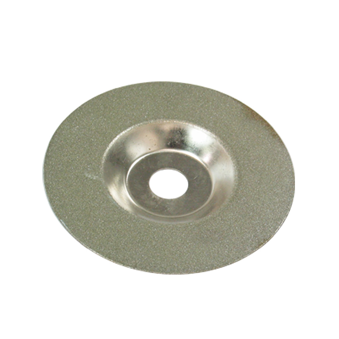 Reduced Sparking Round Wheel Glass Diamond Grinding Disc 3.8""