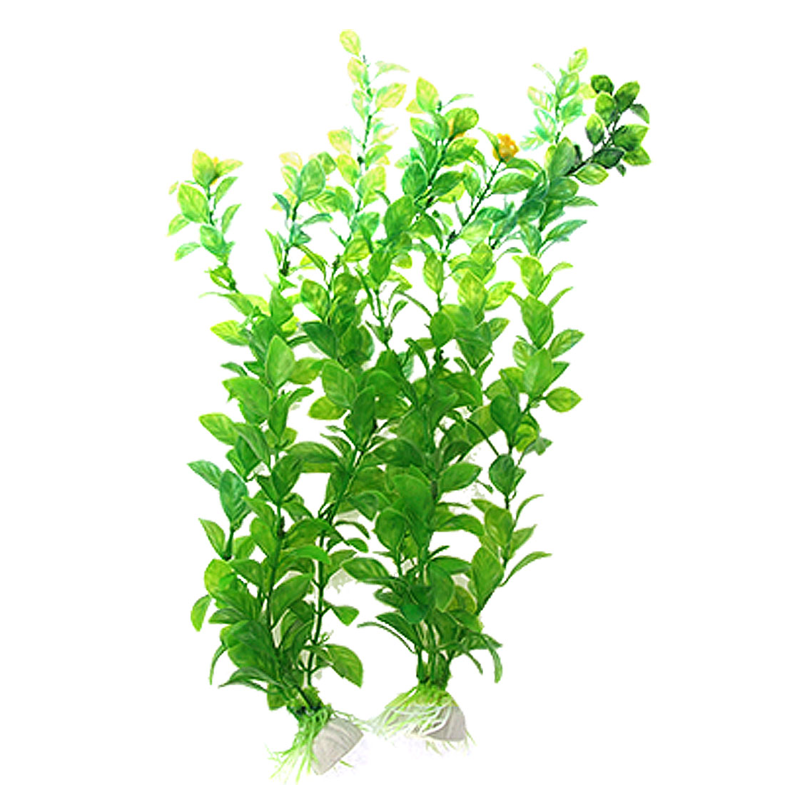Green Fish Tank Decoration Aquarium Plastic Plants