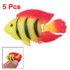 5 PCS Aquarium Tank Plastic Floating Strip Tropical Fish