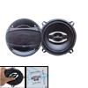 30 Watt 2 Way Black Car Auto Stereo Audio System Speakers 2 PCS