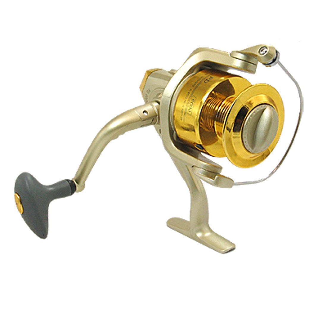 5 Ball Bearings Spinning Reel RD6000 Reels Plastic Spool