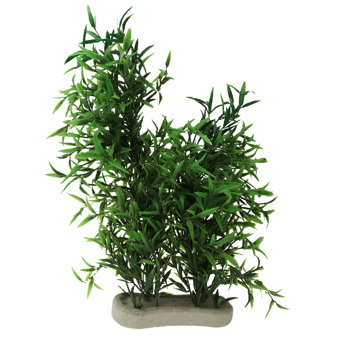 Plastic Plants Ornament for Aquarium Decor Fish Tank Green Grass