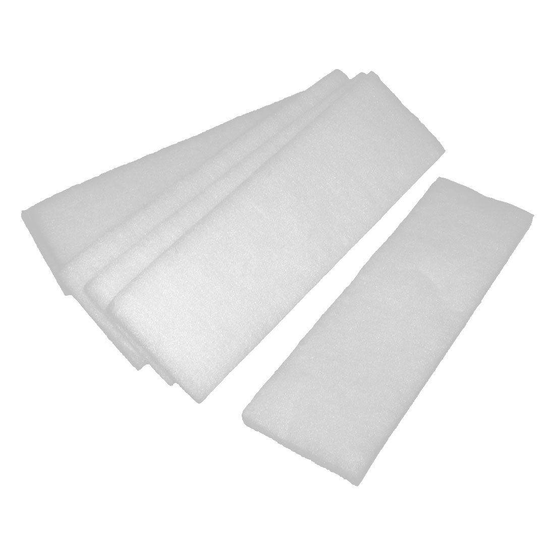 Aquarium Biochemical Filter Fiber Cotton for Fish Tank White