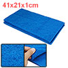 Aquarium Fish Tank Filter Sponge Blue Large