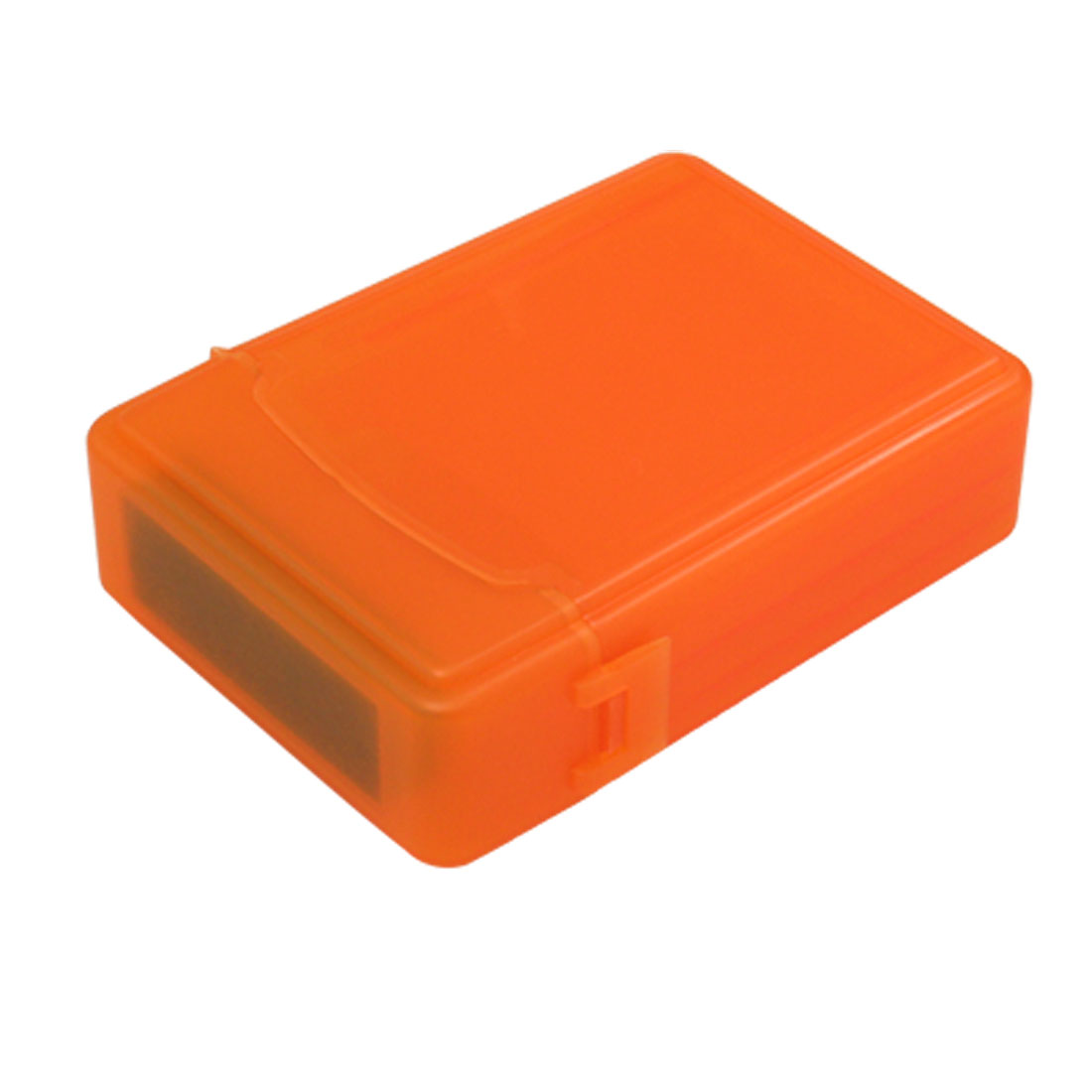 Orange 2.5 Inch IDE SATA Hard Drive HDD Store Tank Case Box